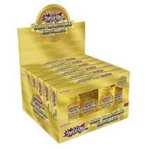 Display 6x Pack YGO Maximum Gold Eldorado