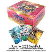 Box Digimon Card Game BT04 Great Legend (3 invio)