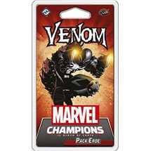 Marvel Champions - Venom (Pack Eroe)
