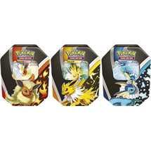 Pokemon Evoluzioni di Eevee Tin assortito