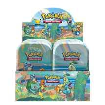 Pokemon Celebrations Mini Tin Display (8 Tins) - EN