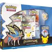 Pokemon Celebrations Deluxe Pin Box - EN