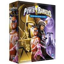Power Rangers Deck-Building Game