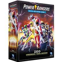 Power Rangers Deck-Building Game - Zeo: Stronger Than Before