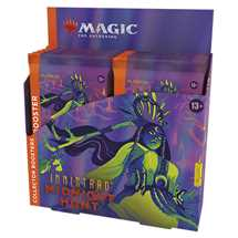 MTG - Innistrad: Midnight Hunt Collector's Booster Display (12 Packs) - ENG