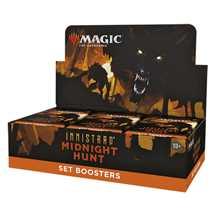 MTG - Innistrad: Midnight Hunt Set Booster Display (30 Packs) - Inglese