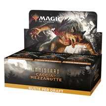 MTG - Innistrad: Midnight Hunt Draft Booster Display (36 Packs) - IT