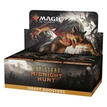 MTG - Innistrad: Midnight Hunt Draft Booster Display (36 Packs) - ENG