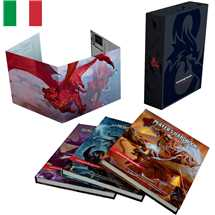 Dungeons & Dragons 5a ed. - D&D RPG Core Rulebook Gift Set 2018 - ITA