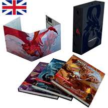 Dungeons & Dragons 5a ed. - D&D RPG Core Rulebook Gift Set 2018 - ING