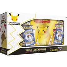 Pokemon Celebrations Premium Figure Collection - Pikachu VMAX - ITA