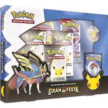 Pokemon Celebrations Deluxe Pin Box - ITA