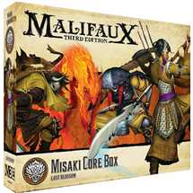 WYR23704 M3E: Misaki Core Box