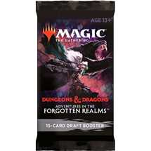 MTG - Adventures in the Forgotten Realms Draft Booster Pack