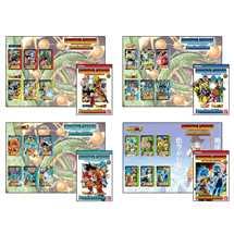 Dragon Ball Carddass Premium Edition DX set