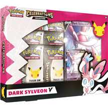 Pokemon Celebrations V Box - Dark Sylveon V - EN