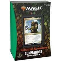 MTG - Adventures in the Forgotten Realms Commander Deck - Draconic Rage