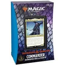 MTG - Adventures in the Forgotten Realms Commander Deck - Dungeons of Death