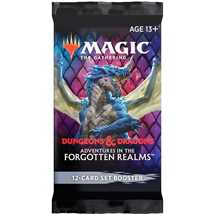 MTG Adventures in the Forgotten Realms Set Booster Pack