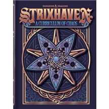 Dungeons & Dragons 5a ed. - Strixhaven: A Curriculum of Chaos