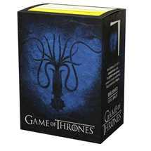 AT-16032 Dragon Shield Matte Art Sleeves - Game of Thrones - House Greyjoy