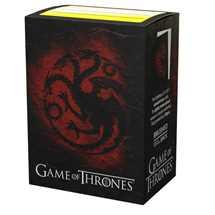 AT-16031 Dragon Shield Matte Art Sleeves - Game of Thrones - House Targaryen