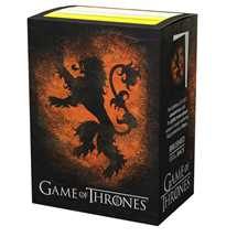 AT-16030 Dragon Shield Matte Art Sleeves - Game of Thrones - House Lannister