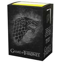 AT-16029 Dragon Shield Matte Art Sleeves - Game of Thrones - House Stark