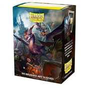 12065 Dragon Shield Matte Art Sleeves - Halloween Dragon 2021 (100 Sleeves)