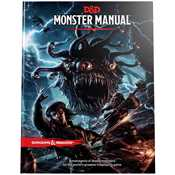 Dungeons & Dragons RPG 5a ed. - Monster Manual