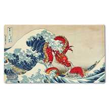 22560 Dragon Shield Playmat 'The Great Wave'