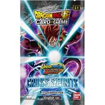 Busta Dragon Ball Super DBS14 Cross Spirits