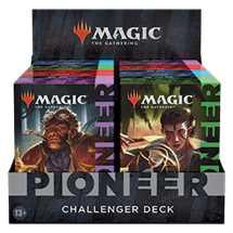 MTG - Pioneer Challenger Deck 2021 Display (8 Decks) - EN