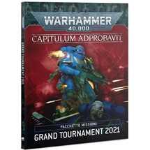 40-39 Capitulum Adprobavit: Pacchetto Missioni Grand Tournament 2021