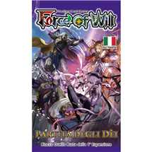 Booster Pack FOW Force of Will D1 Game of Gods