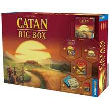 Catan Big Box Edizione 2021