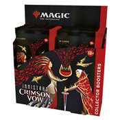 MTG - Innistrad: Crimson Vow Collector's Booster Display (12 Packs) - ENG