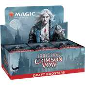 MTG - Innistrad: Crimson Vow Draft Booster Display (36 Packs) - ENG