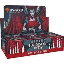 MTG - Innistrad: Crimson Vow Set Booster Display (30 Packs) - ENG