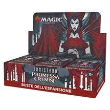 MTG - Innistrad: Crimson Vow Set Booster Display (30 Packs) - ITA