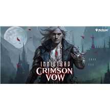 MTG - Crimson Vow Theme Booster Display (12 Packs) - EN