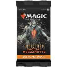 MTG - Innistrad: Midnight Hunt Draft Booster Pack