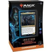 MTG -  Innistrad: Midnight Hunt Commander Deck - Undead Unleashed