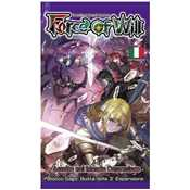 Booster Pack FOW Force of Will S3 Assault into the Demonic World