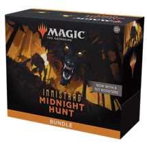 MTG - Innistrad: Midnight Hunt Bundle - ITA