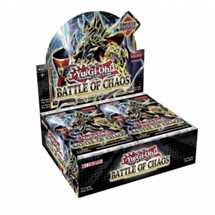 Box YGO Battle of Chaos Display 1a ed. Booster Box English