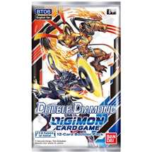 Busta Digimon Card Game BT06 Double Diamond