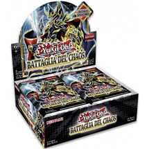 Box YGO Battle of Chaos 1a ed. display 24 buste