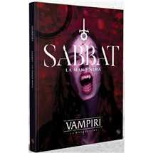 Vampiri La Masquerade 5° Edizione - Sabbat La Mano Nera