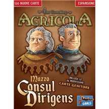 Agricola: Consul Dirigens Deck